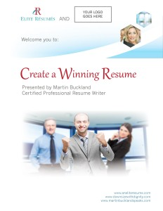 Buckland Winning Resume Workshop Cover