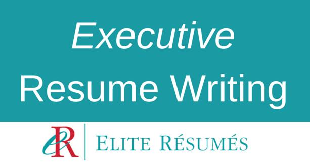 Executive Resume Writing | Resume Writing Services