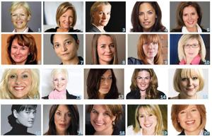 Top 20 Business Women in Canada