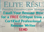 Who has read your resume?