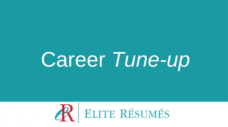 Career Tune Up Executive Resume Writing Service
