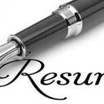 Resume Writing: The Projective Section