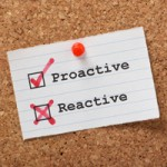 Be Proactive Not Reactive to Manage Your Executive Career