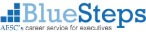 Blue Steps | AECS's career service for executives