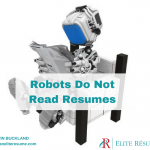 Robots Do Not Read Resumes
