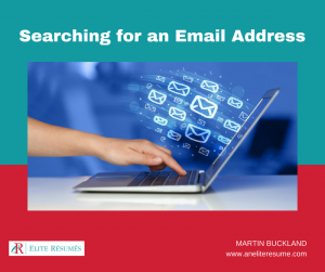 Searching for an Email Address