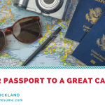 Your Passport to a Great Career