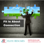 Fit is About Connection, Interview Tips