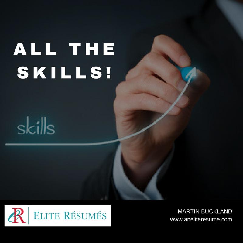 elite resumes
