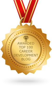Awarded Top 100 Career Development Blog
