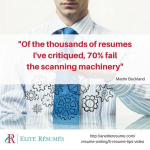 5 resume tips - video
