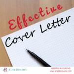 An Effective Cover Letter
