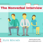 The Nonverbal Job Interview – Body Language