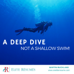 A Deep Dive, Not a Shallow Swim!