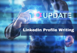 LinkedIn profile writing
