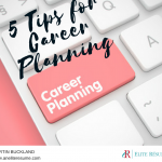 5 Tips for Career Planning