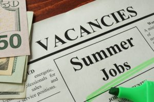 Get Ready for a Summer Job Search Now!