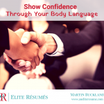 Show Confidence Through Your Body Language