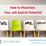 How to Maximize Your Job Search Potential