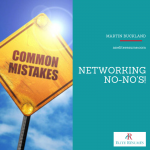 Networking No-no's! network