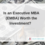 EMBA worth it