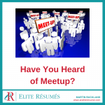 have you heard of meetup