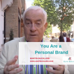 Personal Brand | Martin Buckland Video