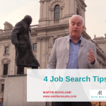 4 Job Search Tips