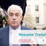 Resume Trends
