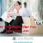 Do THIS right after you lose your job