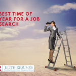 Best time of year for a job search