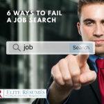 6 ways to fail a job search